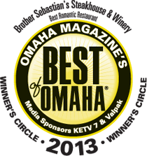 Best of Omaha Romantic Restaurant 2013