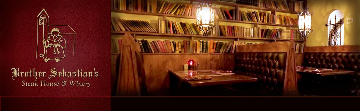 Brother Sebastian's Library